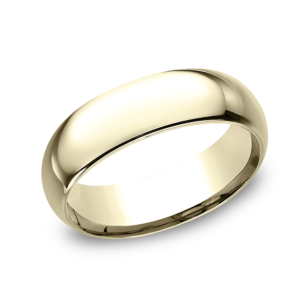 Standard Comfort-Fit Wedding Ring